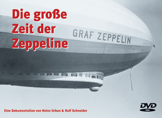 Die große Zeit der Zeppeline DVD