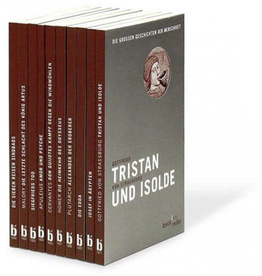 Die großen Geschichten der Menschheit. 10 Bände.