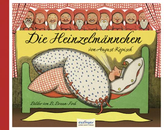Die Heinzelmännchen. Reprint.