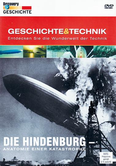 Die Hindenburg - Anatomie einer Katastrophe DVD