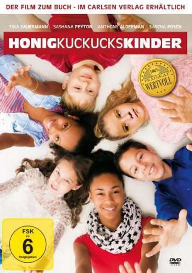 Die Honigkuckuckskinder. DVD.