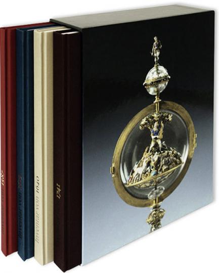 Die Inventare der kurfürstlich-sächsischen Kunstkammer in Dresden. Inventarbände 1587 - 1619 - 1640 - 1741.