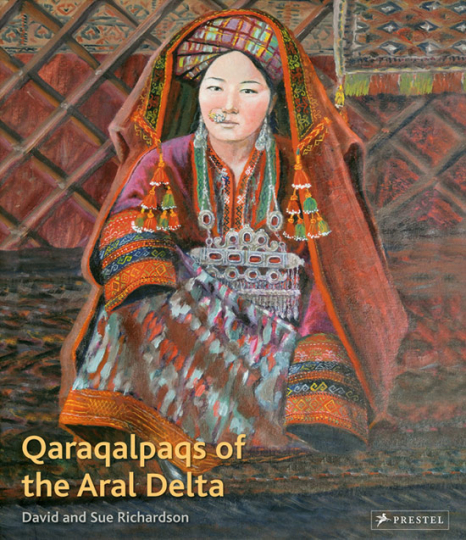 Die Karakalpaken vom Aral Delta. The Qaraqalpaqs of the Aral Delta.