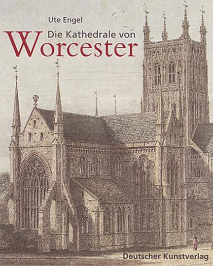 Die Kathedrale von Worcester.