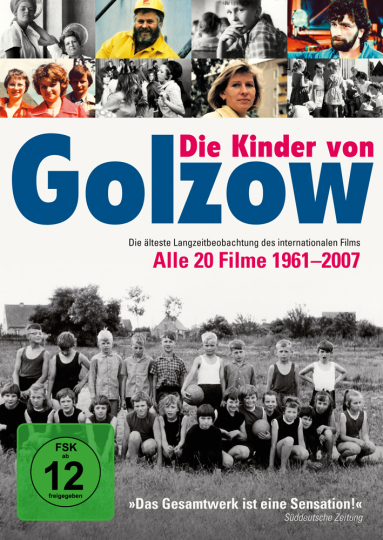 Die Kinder von Golzow. 18 DVDs.
