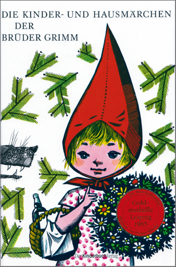 Die Kinder- und Hausmärchen der Brüder Grimm - Mit Illustrationen des bekannten Kinderbuch Illustrators Werner Klemke