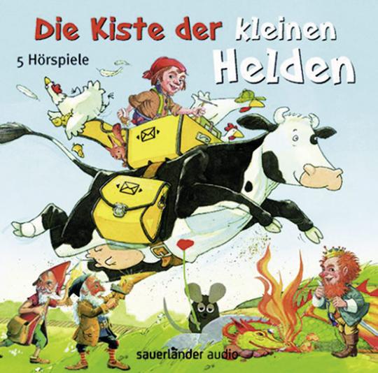 Die Kiste der kleinen Helden. Hörspiel. 5 CDs.