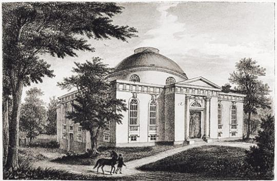 Die Königliche Tierarzneischule in Berlin von Carl Gotthard Langhans. Eine baugeschichtliche Gebäudemonographie
