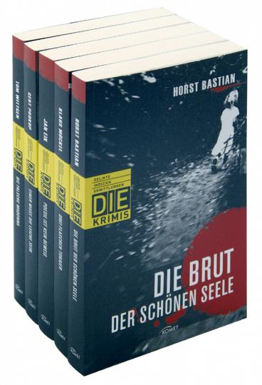 DIE-Krimis Paket 5 Bände