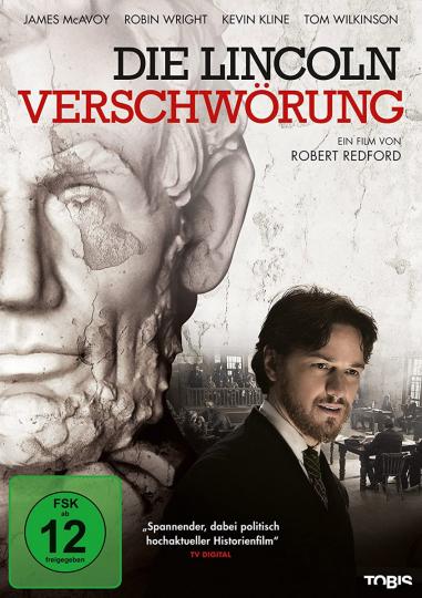 Die Lincoln-Verschwörung DVD