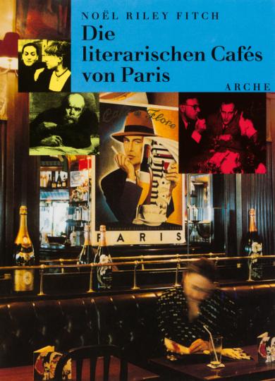 Die literarischen Cafés von Paris.