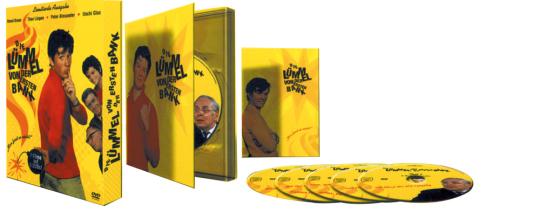 Die Lümmel von der ersten Bank 4 DVDs