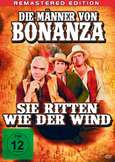 Die Männer von Bonanza - Sie ritten wie der Wind DVD