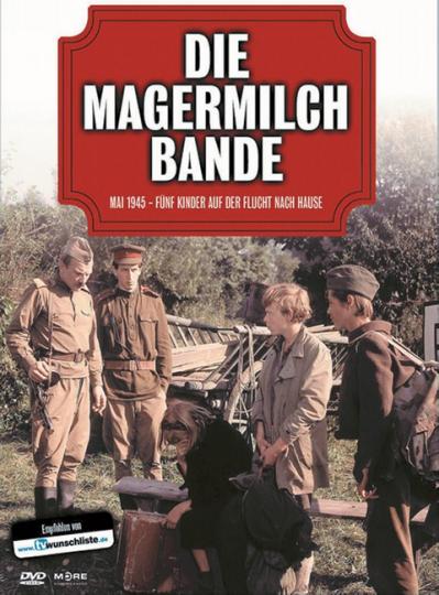 Die Magermilchbande 3 DVDs im Schuber