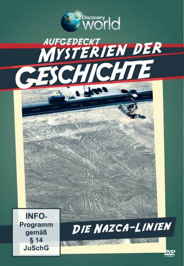 Die Nazca-Linien DVD