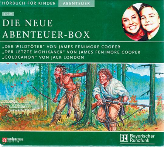 Die Neue Abenteuer-Box 3 CDs