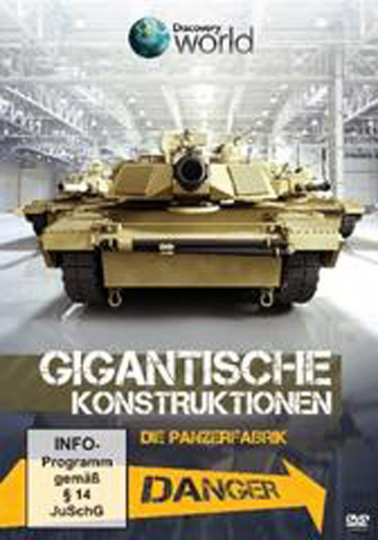Die Panzerfabrik DVD