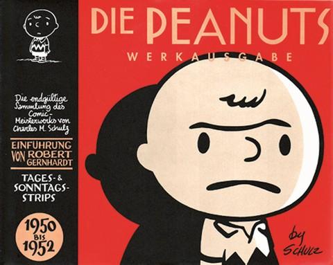 Die Peanuts - Die Werkausgabe, Band 1
