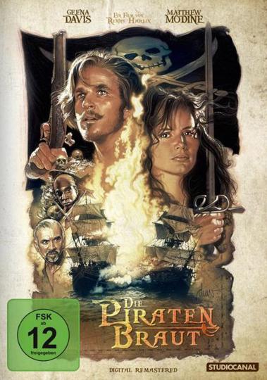 Die Piratenbraut DVD