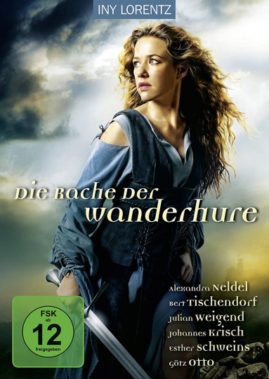 Die Rache der Wanderhure DVD