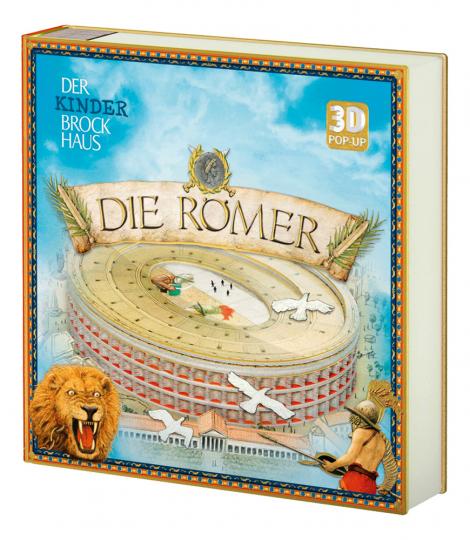 Die Römer. 3D Pop-up.