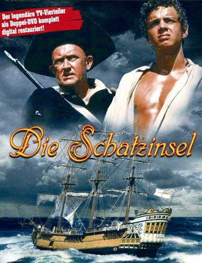 Die Schatzinsel 2 DVDs