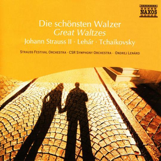 Die schönsten Walzer CD