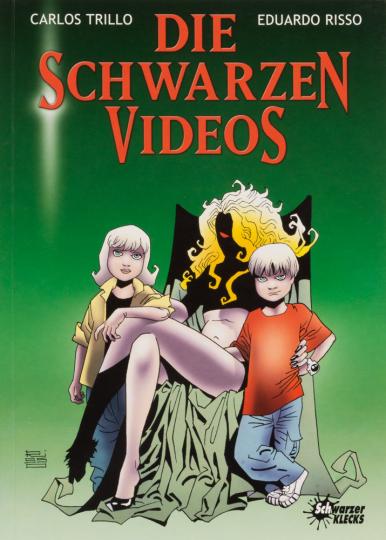Die schwarzen Videos. Graphic Novel.