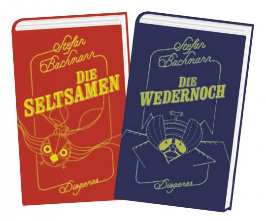 Die Seltsamen/ Wedernoch 2 Bände (M)