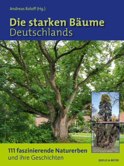 Die starken Bäume Deutschlands. 111 faszinierende Naturerben und ihre Geschichten.