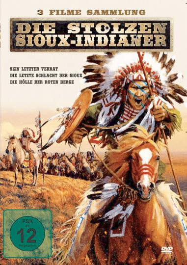 Die stolzen Sioux-Indianer DVD