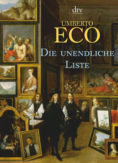 Umberto Eco. Die unendliche Liste.