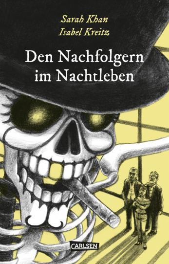 Die Unheimlichen: Sarah Khan. Den Nachfolgern im Nachtleben. Graphic Novel. Signierte Ausgabe.