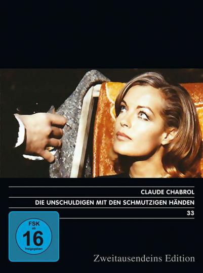 Die Unschuldigen mit den schmutzigen Händen. DVD.
