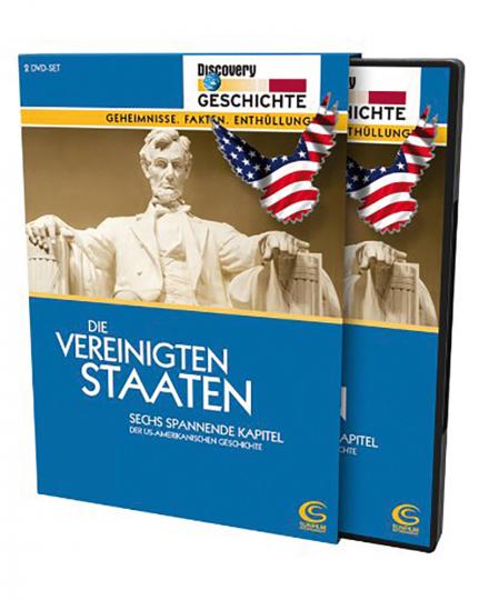 Die Vereinigten Staaten - Sechs Kapitel 2 DVDs