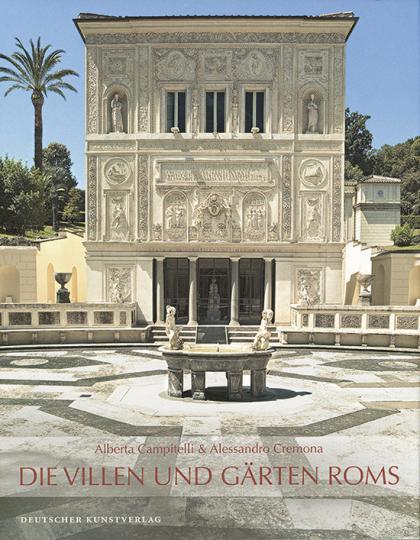 Die Villen und Gärten Roms.