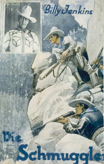 Die Vorkriegsromane: Die Schmuggler