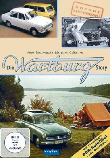 Die Wartburg Story - Vom Traumauto bis zum Kultauto DVD