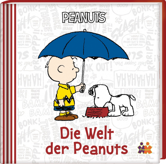 Die Welt der Peanuts. Geschenkbuch.
