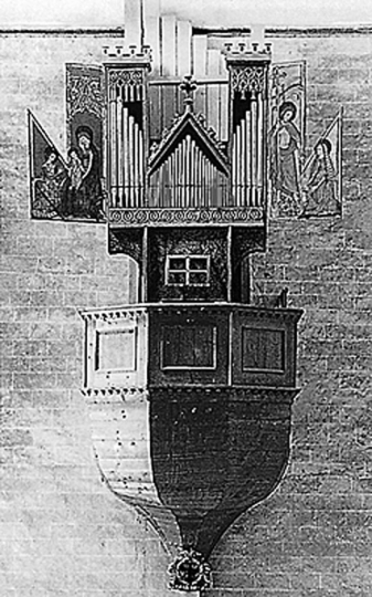 Die Wunderbare Welt der Orgel.