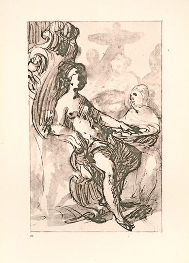 Die Zeichnungen Adam Elsheimers im Skizzenband des Städelschen Kunstinstitutes, bearb. u. eingeleitet von Heinrich Weizäcker.