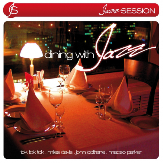 Dining With Jazz. CD.