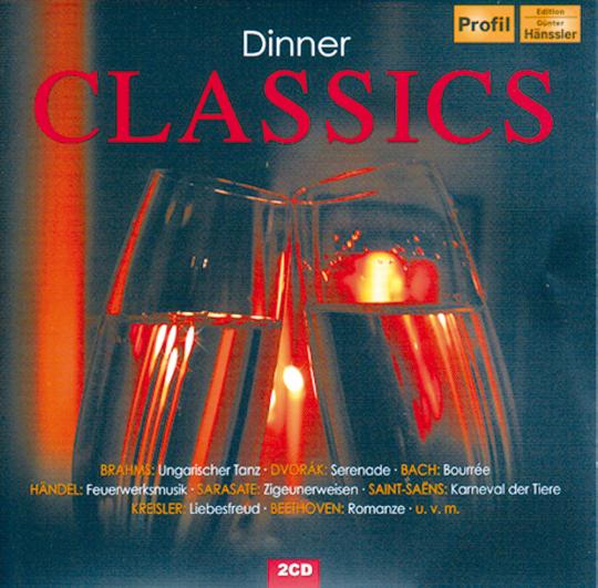 Dinner Classics 2 CDs