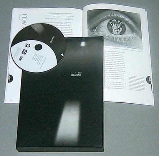 (dis)LOCATIONS DVD-ROM