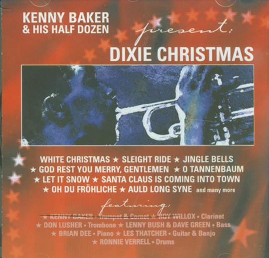 Dixie Christmas, CD