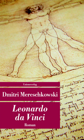 Dmitri Mereschkowski. Leonardo da Vinci. Roman.
