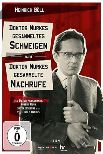Doktor Murkes gesammeltes Schweigen / Doktor Murkes gesammelte Nachrufe. DVD