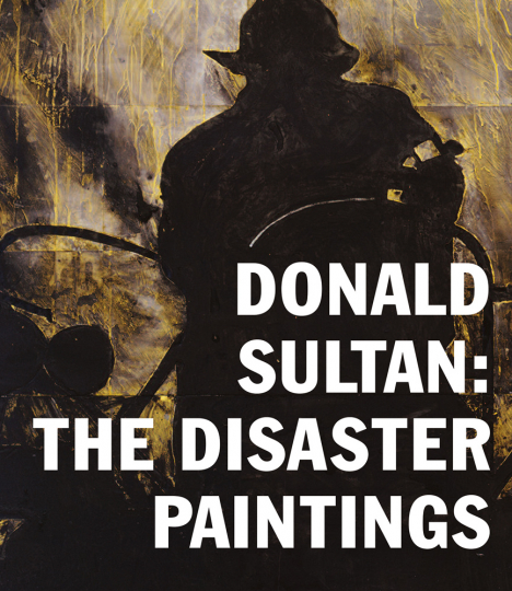 Donald Sultan. The Disaster Paintings.