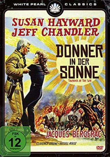 Donner in der Sonne DVD