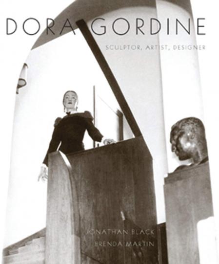 Dora Gordine. Bildhauerin, Künstlerin, Designerin. Sculptor, Artist, Designer.